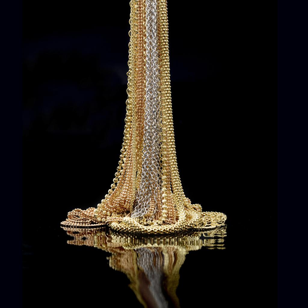 Catene Gold Art