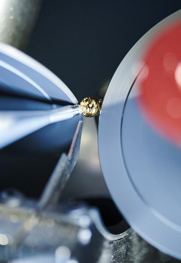 Diamantatura Gold Art