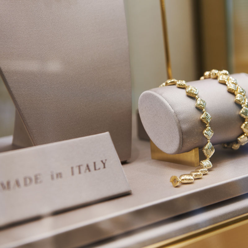 Made in Italy - Gold Art