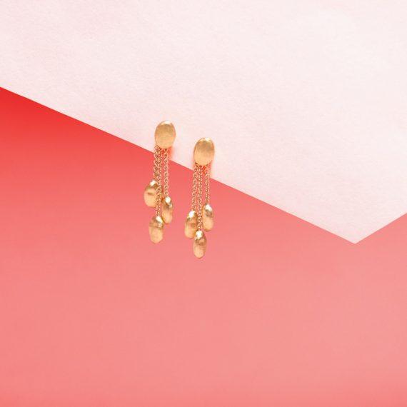 Orecchini Pendenti COI Gold Art